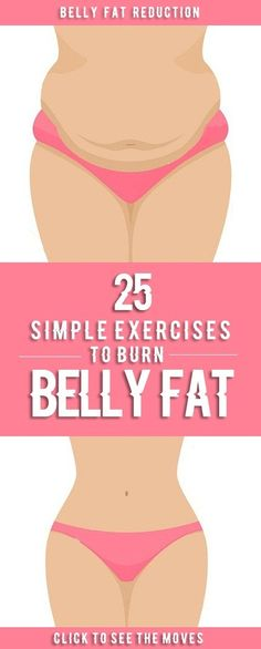 25 Best Exercises To Reduce Belly Fat Reducing your tummy is probably the biggest challenge you shall ever face. Here are some of best exercises to reduce belly fat for women to get lose weight. Reduce Thigh Fat, Exercise To Reduce Thighs, Reduce Belly Fat, Burn Belly Fat, Lose Belly, Flat Belly, Armpit Fat, Workout Bauch, Belly Fat Workout