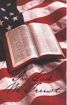 In God We Trust - National motto of the United States of America