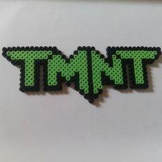 TMNT hama beads by kner22
