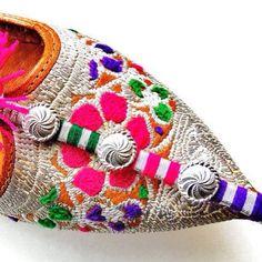 Indian Vintage Shoe
