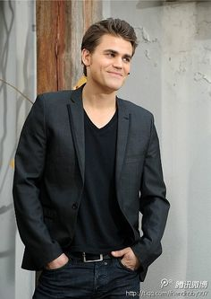 Fanstang Highlights – Paul Wesley Visit http://sulia.com/channel/vampire-diaries/f/50db8e8d-7073-4d29-a677-b86c681cecbf/?pinner=54575851