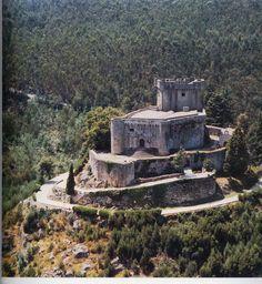Castillo del Vilasobroso. Galicia. Spain.