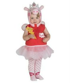 All Baby Girls Should Be Taken Good Care Of. It Is Said That A Happy. Peppa  Pig Halloween CostumeHalloween Costumes For KidsHalloween ...