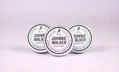 Johnnie Walker Moustache Wax — The Dieline - Branding & Packaging