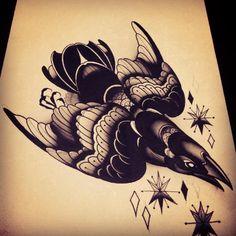 Tattoo Artwork by Pari Corbitt at WA Ink Tattoo in Fremantle, WA