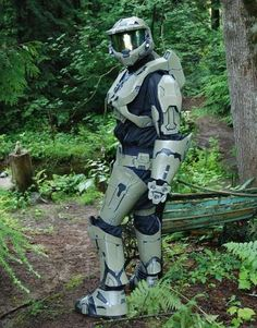 How to Make Foam Halo Armor | Halo armor, Tutorials and Cosplay