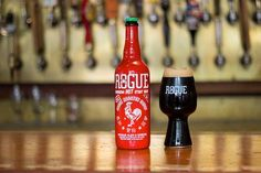 Sriracha Beer is Apparently a Thing That Exists