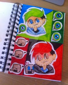 Jacksepticeye and Markiplier by Bloss03 on DeviantArt