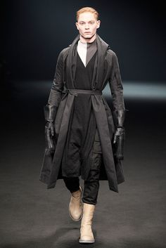 Rick Owens Fall 2010 Menswear Collection Slideshow on Style.com