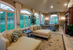 Toll Brothers - Toll Brothers at Saddle Creek: Elkton- conservatory