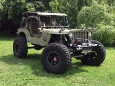 When you get time could you weight it front and rear, and list your spring rates. Jeep Willys, Jeep Range, Mini Van, Jeep Quotes, Badass Jeep, Offroader, Old Jeep, Jeep Truck, Jeep Jeep