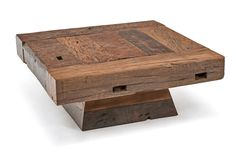 Timber Coffee Table by Woodland Creek. Available in three standard sizes. Custom sizes are also available exclusively at Woodland Creek Furniture.