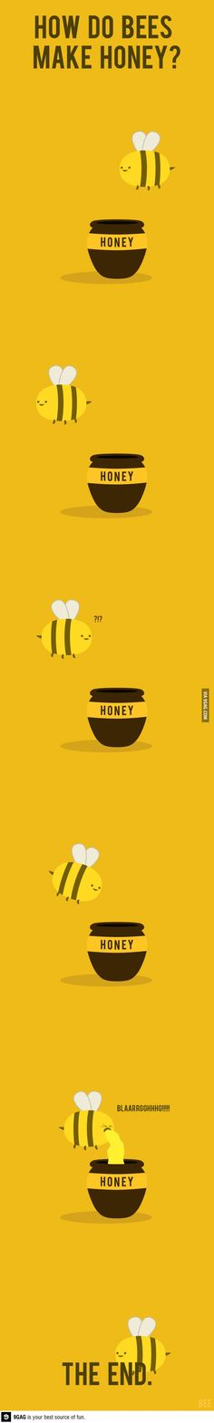 The birds & the bees lol