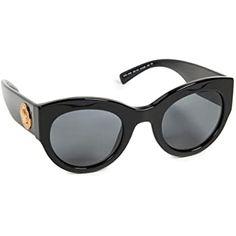 Versace Women's Bold Frame Sunglasses