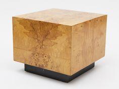 Milo Baughman Cube Tables, image 4