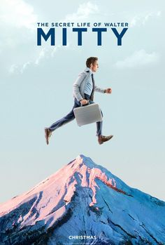 La vie rêvée de Walter Mitty, avec Ben Stiller. L'histoire drôle et touchante d'un homme qui décide de réaliser ses rêves.
