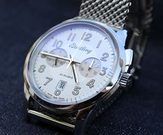 Breitling Transocean Chronograph 1915 Watch Review Wrist Time Reviews