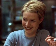 gwyneth paltrow short hair | sliding doors gwyneth