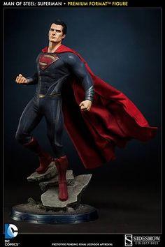 Premium Format Figure - Man of Steel: Superman #300351