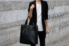 Clean, sleek, basic