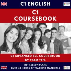 C1 Advanced English Complete Coursebook for ESL / EFL (40+hours) by TEAM TEFL Grammar Lesson Plans, Teacher Lesson Plans, Grammar Lessons, Private Teacher, Comprehension Exercises, Confusing Words, Teaching English, English Teachers, Clever Kids