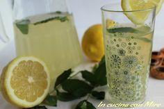 Sciroppo di limoni-ricetta fatta in casa