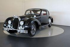 Talbot - Lago Record T26 coupe - 1948