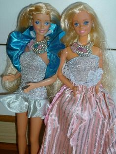 My two Jewel Secrets Barbies - Malaysia & Philippines by Patty Is ...