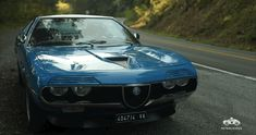 The Alfa Romeo Montreal Is Cooler Than Most Ferraris