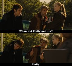 30 Day Movie Challenge:  Day 1, Pin 8. Your Favorite Movie?  >Across The Universe.  I leave you with this stunning quote from the movie's one and only comic relief, Max.     Tomorrow, Day 2:  The last movie you watched?