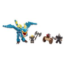 """IONIX: How To Train Your Dragon 2 - Nadder Large Dragon Set 21002 - Spin Master - Toys """"R"""" Us"""