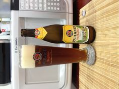 ! I´ve already drank this beer ! From Germany ! [Paulaner Hefe-Weissbier Dunkel - German Dunkelweizen - 5.5%abv]