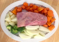 Corned Beef with White Sauce (Thermomix Method Included) - Mother Hubbard's Cupboard White Sauce, Corned Beef, Mustard, Tasty, Cheese, Meat, Vegetables, Fruit, Thermomix