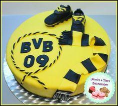 BVB Torte / Soccer Cake