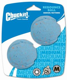 Chuckit! Rebounce Ball - 2 pack -- New and awesome dog product awaits you, Read it now  : Dog Toys