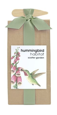 Buy Potting Shed Creations Hummingbird Habitat Scatter Garden Online in Canada | FREE Ship $29+