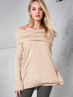 The Multi-way Sweater. Victorias Secret.com Christmas wish list: size Small! ANY color!