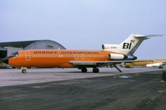 Braniff flew these into DSM during the late 60's and 70-'s