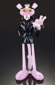 Pink panther rig