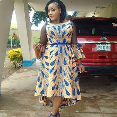 African Wear Dresses, Latest African Fashion Dresses, African Print Fashion, African Attire, Pretty Black Dresses, Ankara Short Gown Styles, African Print Skirt, African Traditional Dresses, Unique Dresses