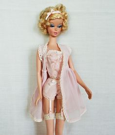 silkstone lingerie barbie #4 | Flickr - Photo Sharing!