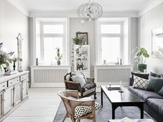 Beautiful Heritage Apartment with Modern Touches | Made From Scratch