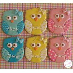 Sweet little owls - adorable!