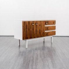 Velvet-Point - Small 1970s rosewood sideboard- Karlsruhe