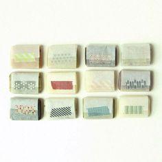 Caixa de bullets: Prunella Soap