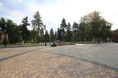 Kostka brukowa w parku w Ciechocinku #ciechocinek #polbruk #kostkabrukowa