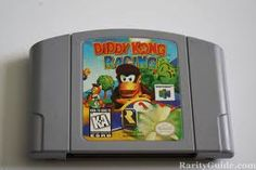 Diddy Kong Racing  for the Nintendo 64