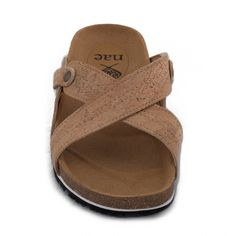 Cork shoes sandals PAXOS natural colour Nae Vegan | Kork Schuhe Sandalen Natur Farbe