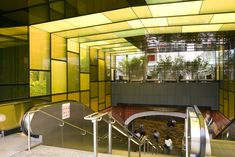 Gallery - Hollywood and Vine Metro Portal and Plaza / Rios Clementi Hale Studios - 5
