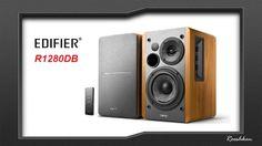 Edifier R1280DB - Zestaw stereo dla wymagających